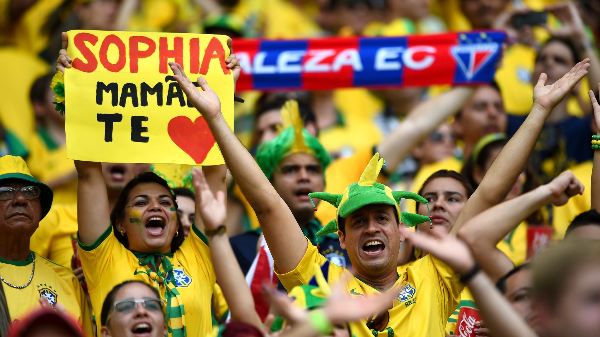 121 - Brazil-Mexico [0-0] -- 17 Jun 2014 - 16-00 -- Fortaleza - Estadio Castelao - kuaza