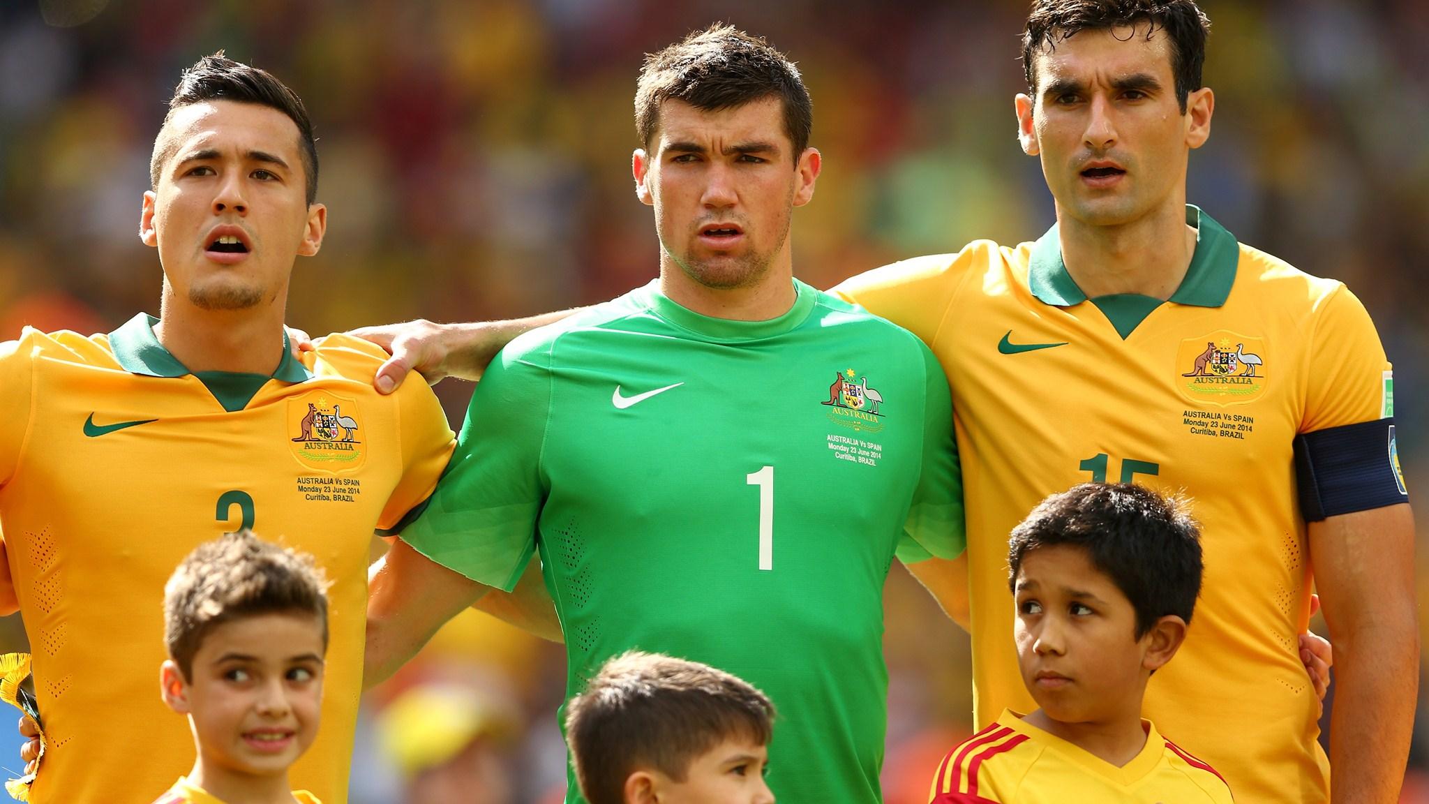 83 - Australia-Spain [0-3] -- 23 Jun 2014 - 13-00 - kuaza