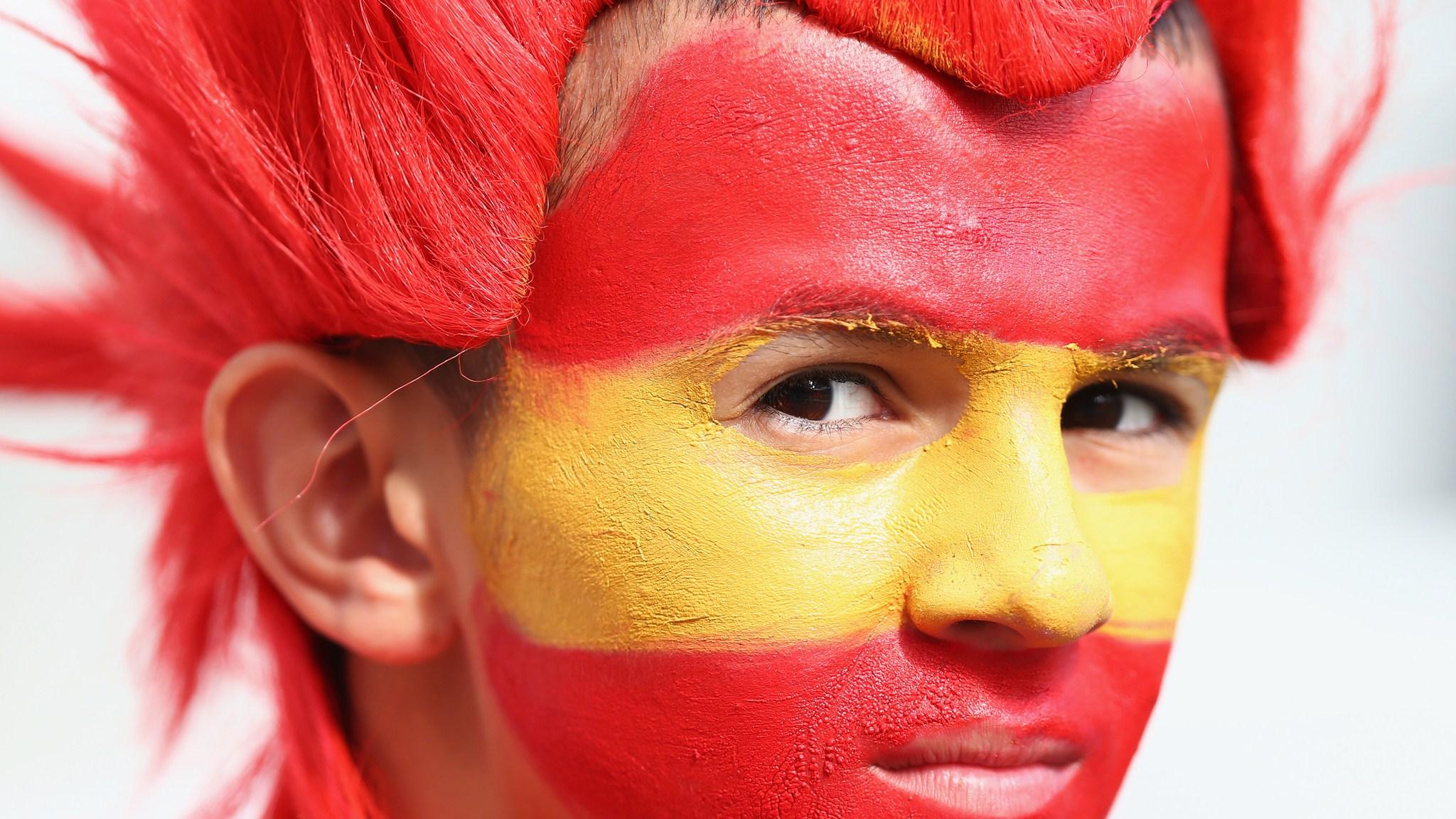 94 - Australia-Spain [0-3] -- 23 Jun 2014 - 13-00 - kuaza