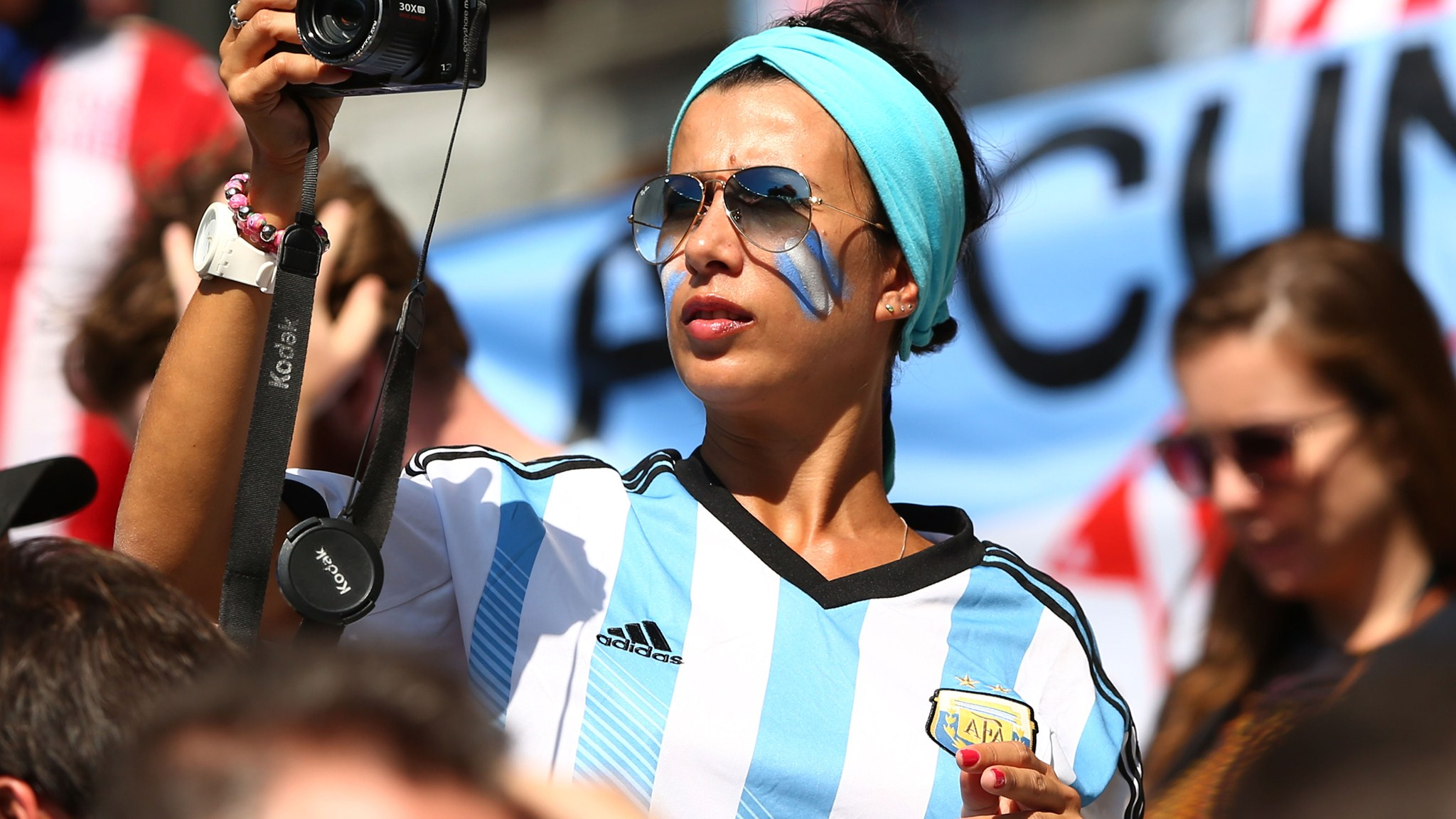 124 - Argentina-Iran [1-0] -- 21 Jun 2014 - 13-00 - kuaza