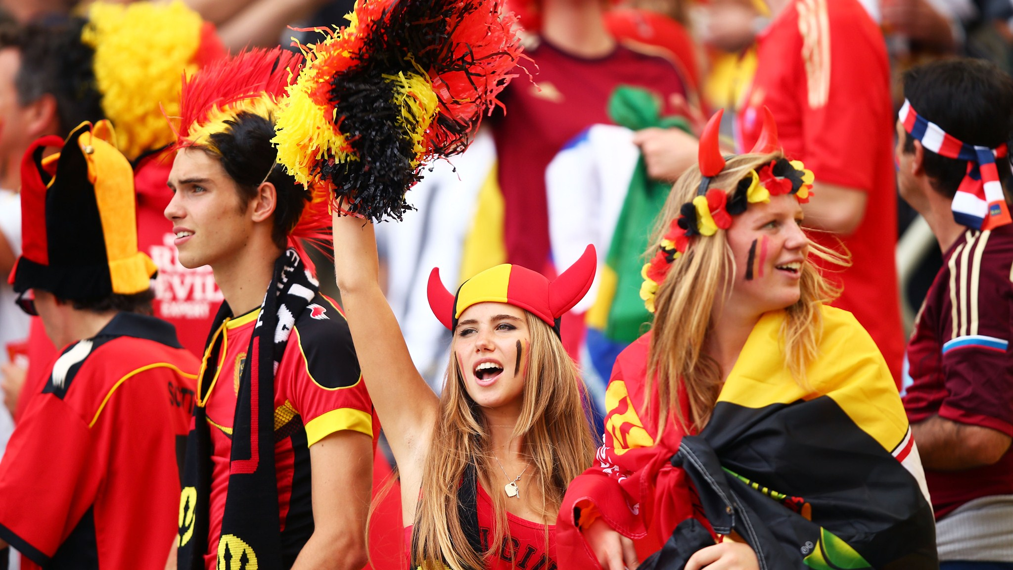 70 - Belgium-Russia [1-0] -- 22 Jun 2014 - 13-00 - kuaza