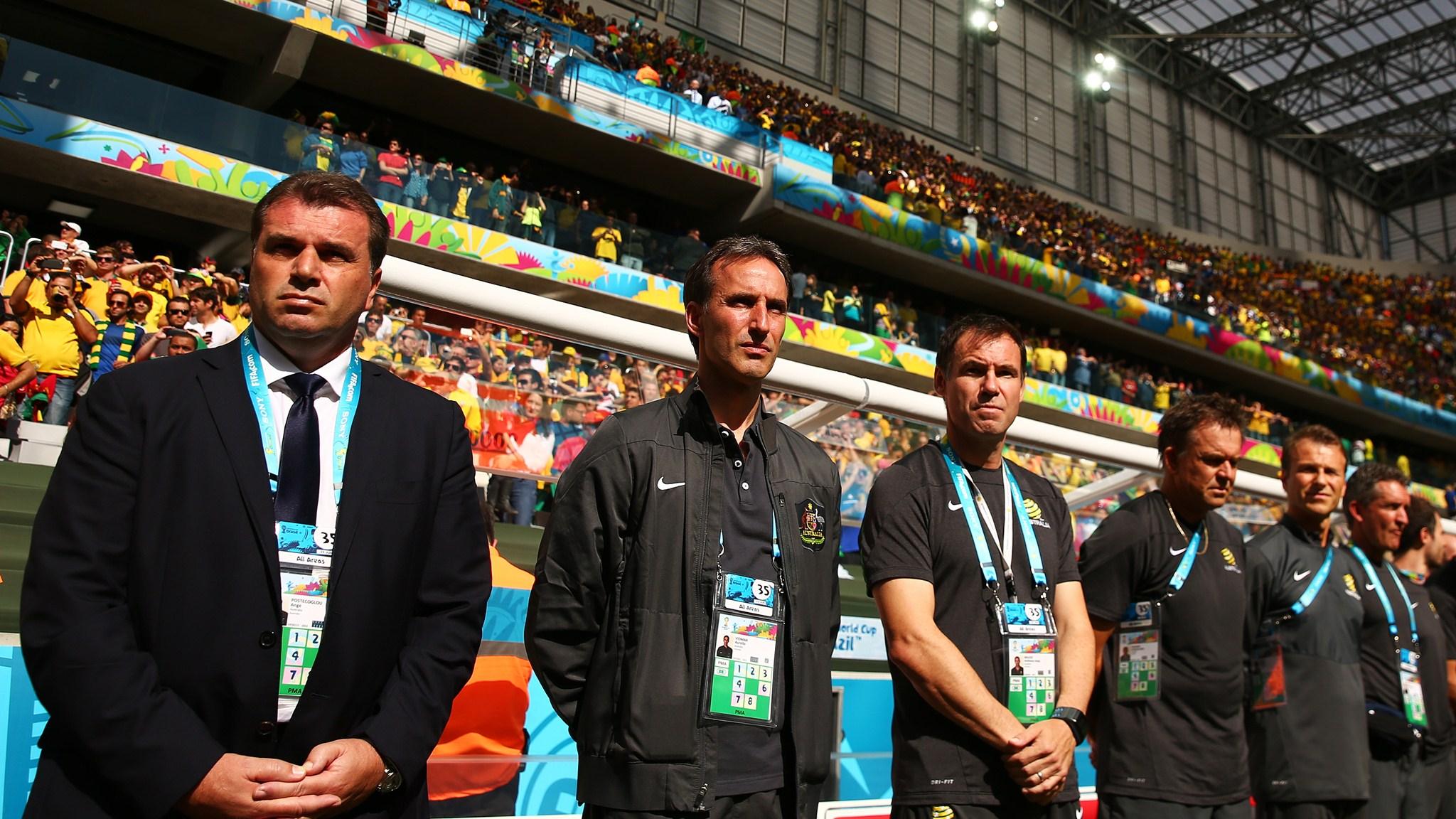 84 - Australia-Spain [0-3] -- 23 Jun 2014 - 13-00 - kuaza