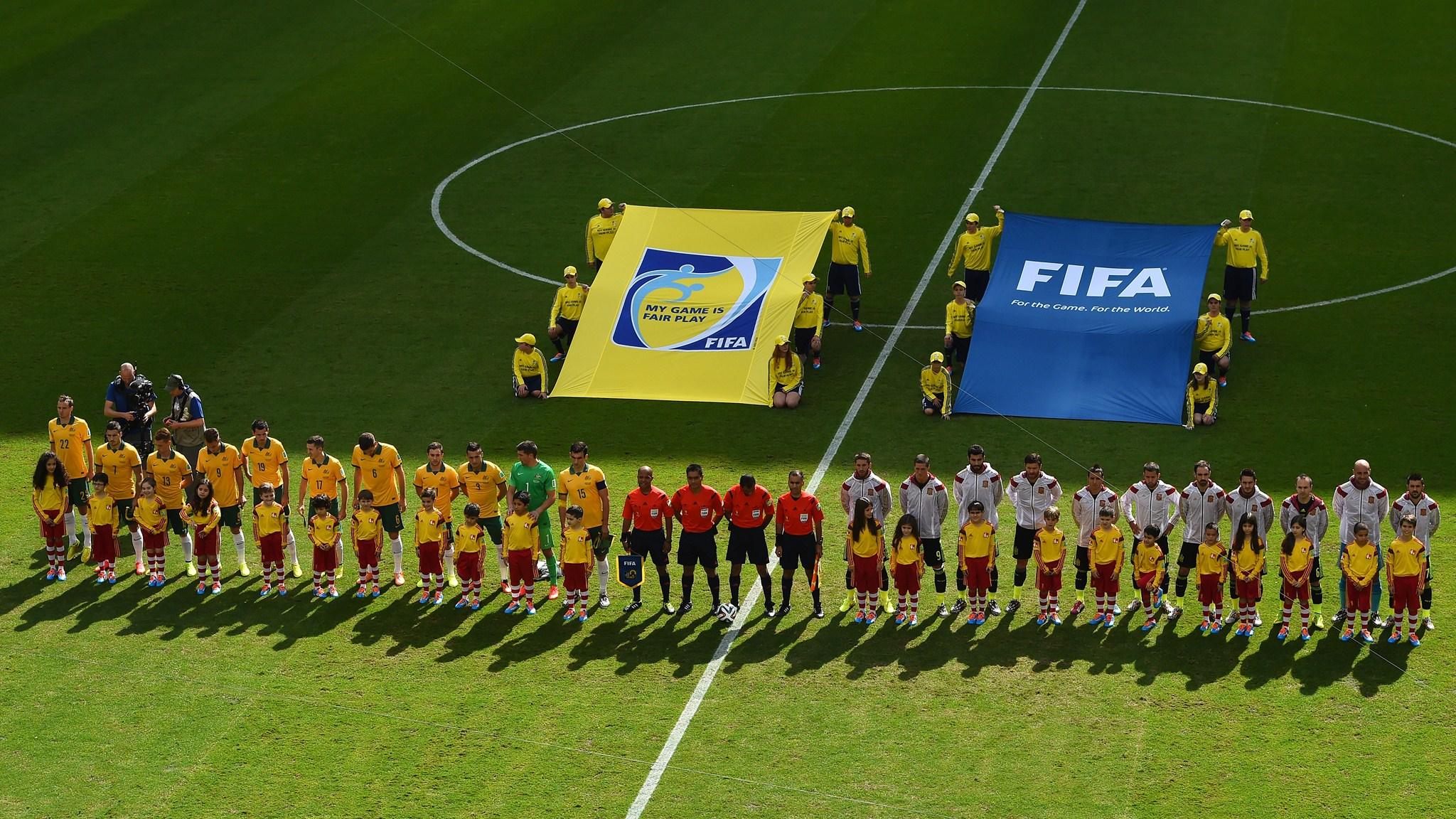 85 - Australia-Spain [0-3] -- 23 Jun 2014 - 13-00 - kuaza