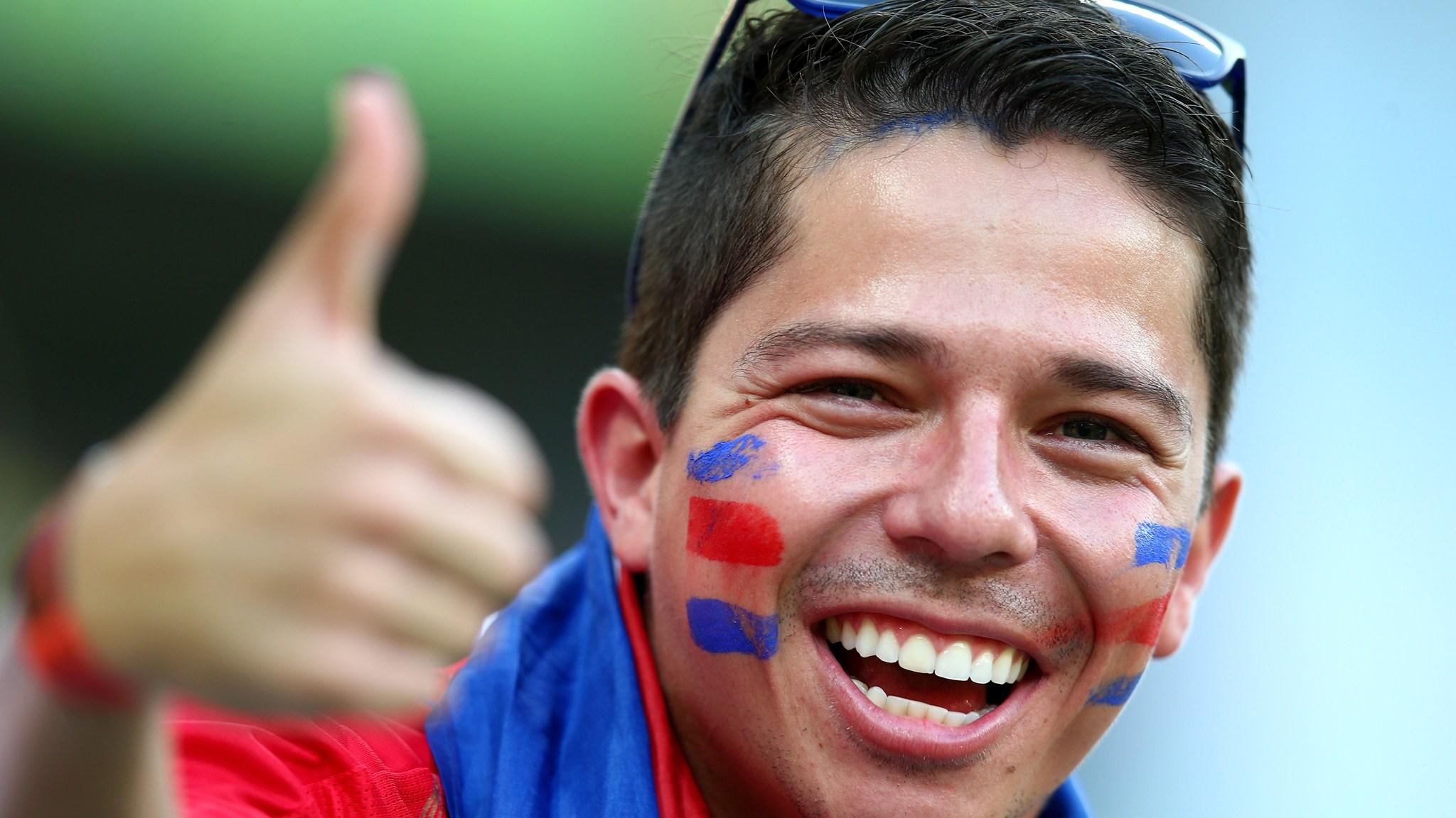 179 - Costa Rica-Greece [1-1 - Costa Rica win on penalties (5 - 3)] -- 29 Jun 2014 - 17-00 - kuaza