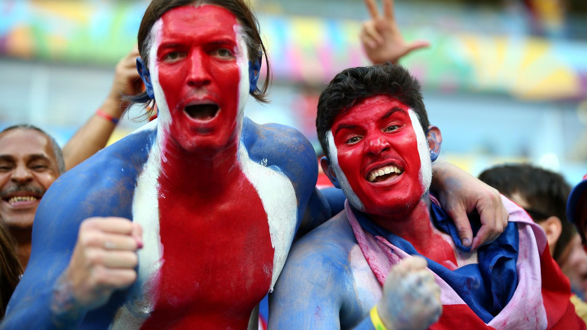 181 - Costa Rica-Greece [1-1 - Costa Rica win on penalties (5 - 3)] -- 29 Jun 2014 - 17-00 - kuaza