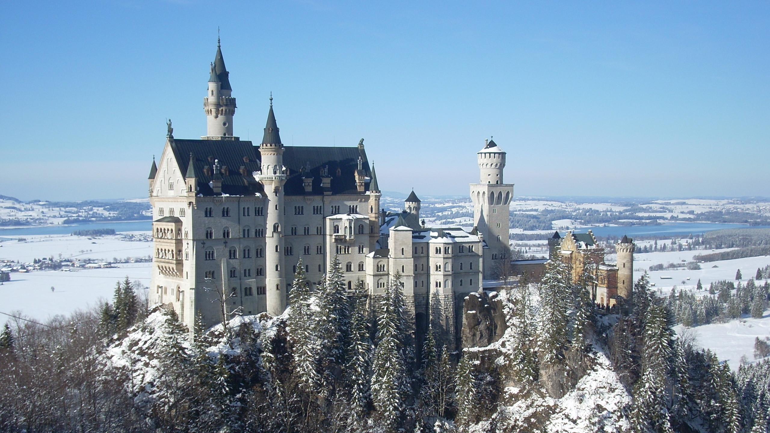 Замок нойшвайнштайн бесплатно
