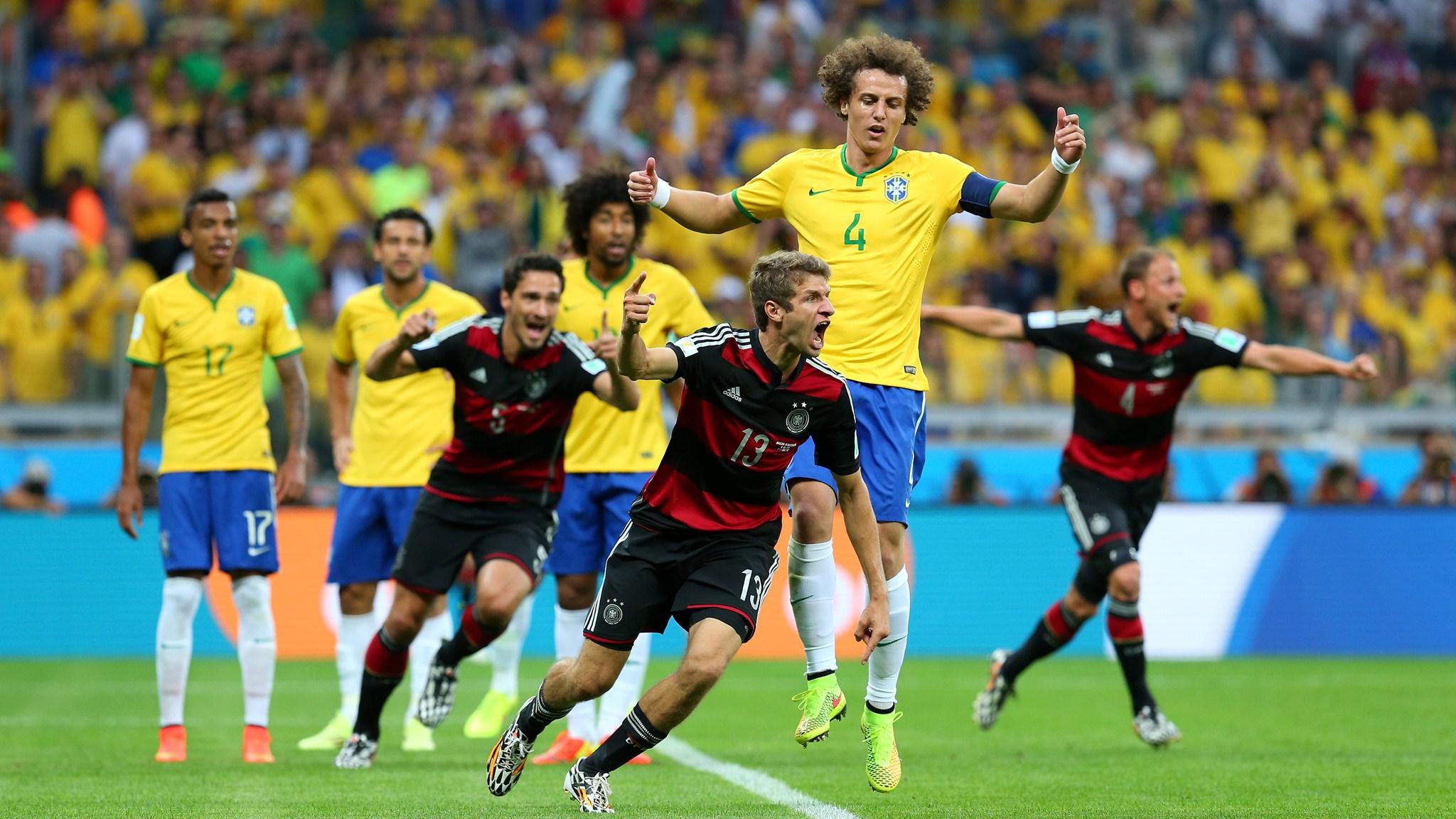 Ставки на спорт германия-бразилия