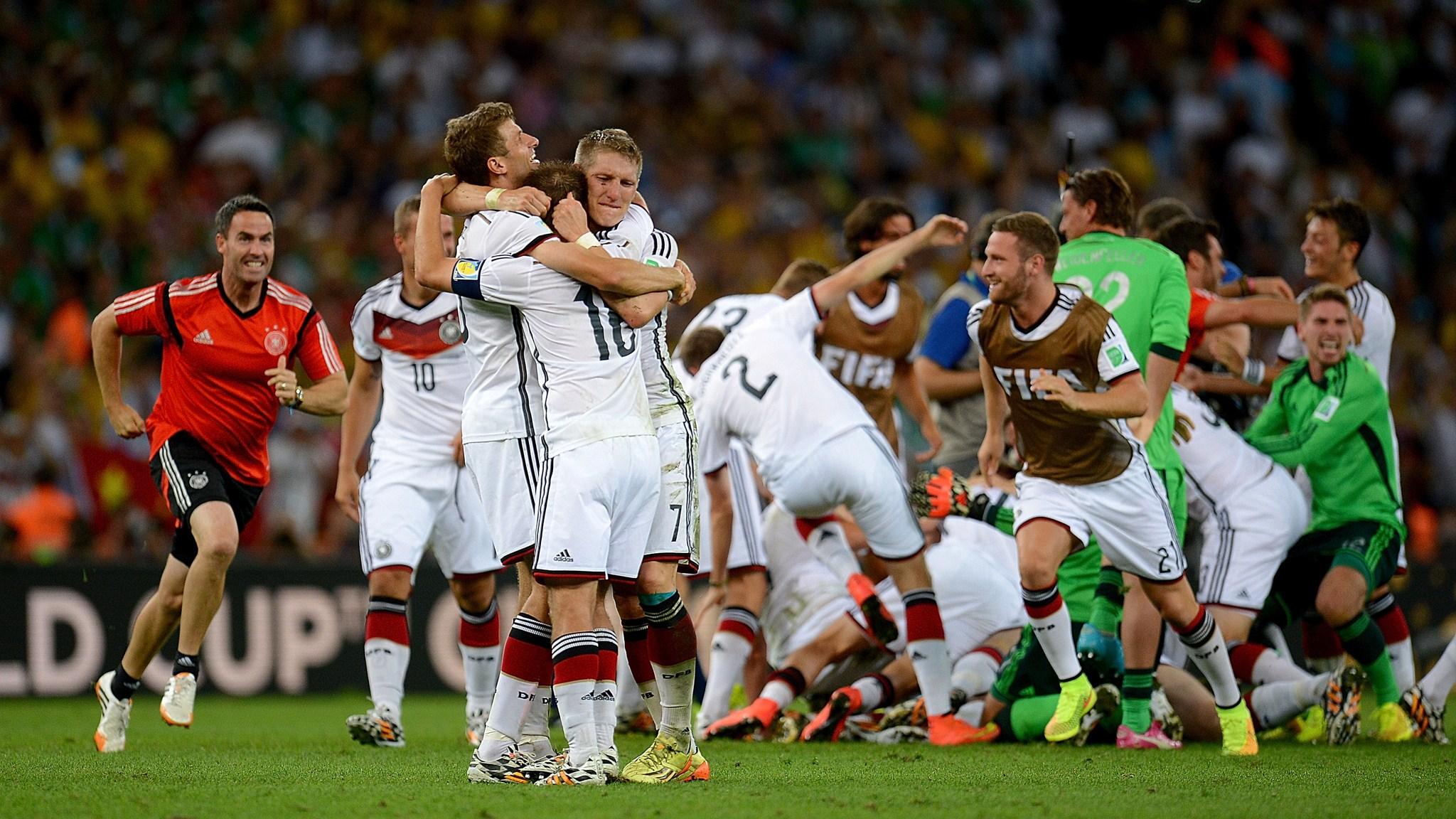Фото сборной Германии по футболу чм 2014