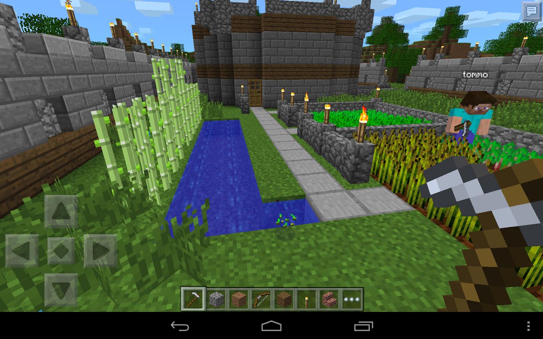 Скачать minecraft 0 10 5 на android 2 3 6 через трешбокс