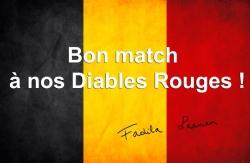 Diables Rouges - belgique