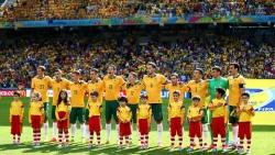 82 - Australia-Spain [0-3] -- 23 Jun 2014 - 13-00