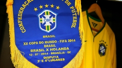 206 - Brazil-Netherlands [0-3] -- 12 Jul 2014 - 17-00