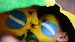 181 - Brazil-Netherlands [0-3] -- 12 Jul 2014 - 17-00